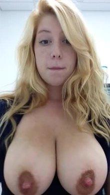 Pretty Strawberry Blonde