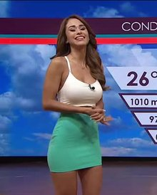 Mexican Weather Woman