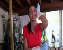 Jasmine Carro is one dirty maid.