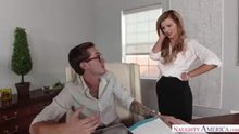 Bella Rose in Naughty Office