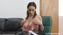 Ashley Adams seducing her professor