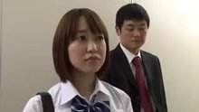 Yu Shinoda | Schoolgirl Trapped in an Elevator