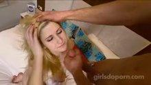 Petrified Blonde