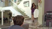 Raylene and Tyler Nixon in My Friend's Sexy Mom