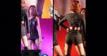 Seolhyun & Jimin dual