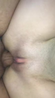 I love (f)ucking her butt in the (m)orning