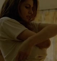Alexandra Daddario Reveal in True Detective