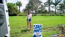 Shae Celestine - Star Maps Dealer Gets Slammed (Bang Bus)