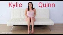 Kylie Quinn's First Threesome