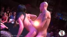 Fucking at a Sex Show