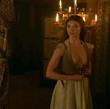 Natalie Dormer Reveal in Game Of Thrones