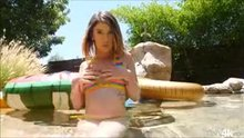 Kristen Scott - Poolside Playtime