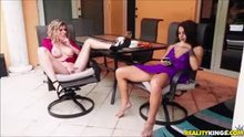 Cory Chase, Evelin Stone - MomsLickTeens