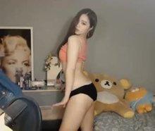 Humping Her Teddybear