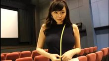 Anri Sugihara shows you what she's hiding under her sweater