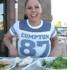Gianna Michaels Flash