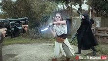 Star Wars - The Last Temptation A DP XXX Parody