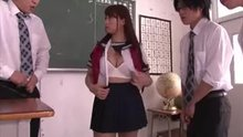 Marina Shiraishi | 29-Year-Old Pornstar Schoolgirl