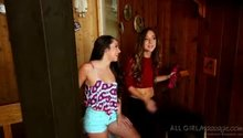 Remy LaCroix and Lola Foxx - All Woman Massage (Mountain Estate)