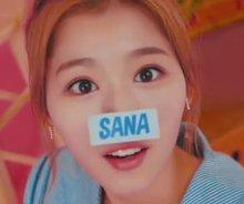 Twice - Sana