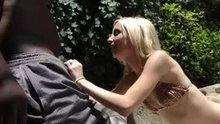 Piper Perri unwraps Mandingo