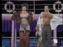 This TV show stripper from 1990