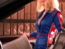 "Drew Barrymore in ""Charlie's Angels"""