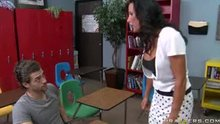 Lezley Zen - Big Boobs in School