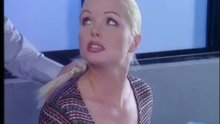 Silvia Saint blonde goddess