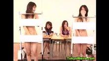 Loser is naked +gets vibed