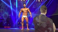 Ajit enjoys some bodybuilding
