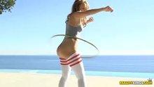 Harley Jade's butt is looking incredible as always