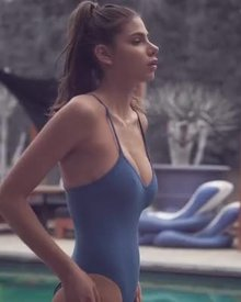 In a one piece