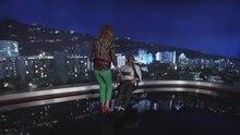 Nicole Kidman dry humping Jimmy Kimmel