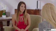 (Tushy) Eva Lovia and Kayden Kross - Eva