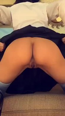 Nice butt & pussy