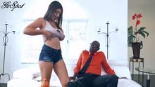 My Black Stepdad - Ella Knox