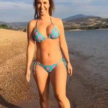 tasha in bikini