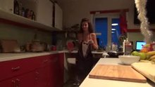 Kitchen dancer