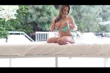 Rachel Roxxx | Big Tits Small Bikini