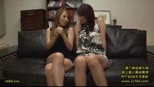 Ayumi Shinoda and Erika Kitagawa | Sexy Sisters Swallow Their Husbands' Creampies