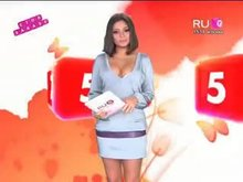 plot on Russian TV