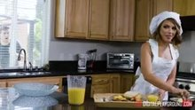 Adriana Chechik - Break Her at Breakfast