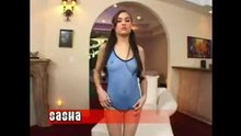 Sasha Grey doing what she does best