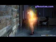 Wonder Girl A XXX Parody , Charles Dera , Romi Rain