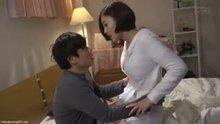 Asahi Mizuno   My Girlfriend's Big Sister Tempts Me With Her Big Tits