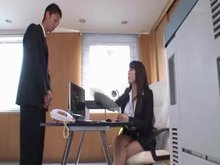 "Hitomi Tanaka, "" Dishonored Busty Boss"""