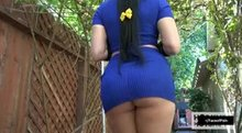 Hookup a thick Russian woman