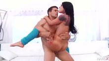 Gina Valentina keeps it creamy
