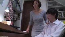 Asahi Mizuno | Mother's Sex Ed Lesson